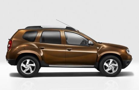 Renault Duster заменит россиянам Ниву