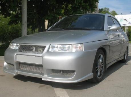 Тюнинг ВАЗ-2110