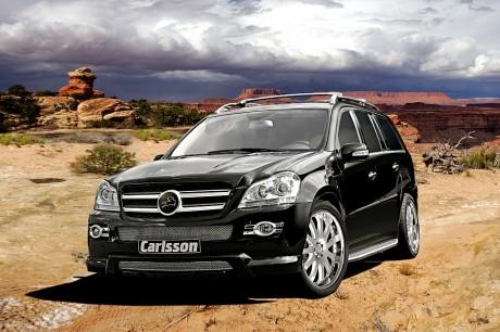 Carlsson представил скромного 435-сильного крепыша Carlsson CK50