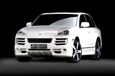 Je Design и ультимативный Porsche «Кайешник»