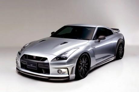 Экстремальный боди-кит для суперкара Nissan GT-R